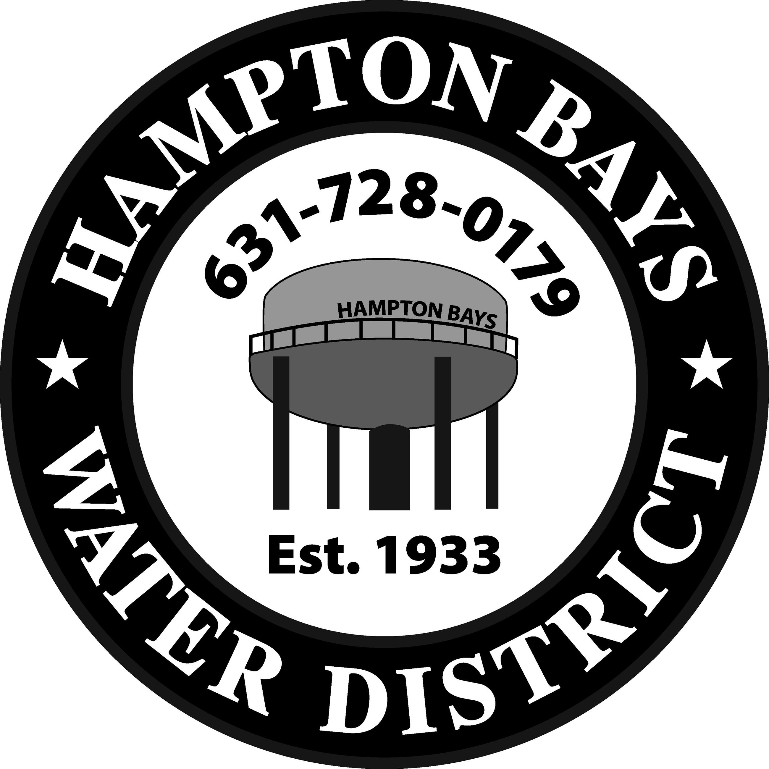 Hampton Bays Water District Logo