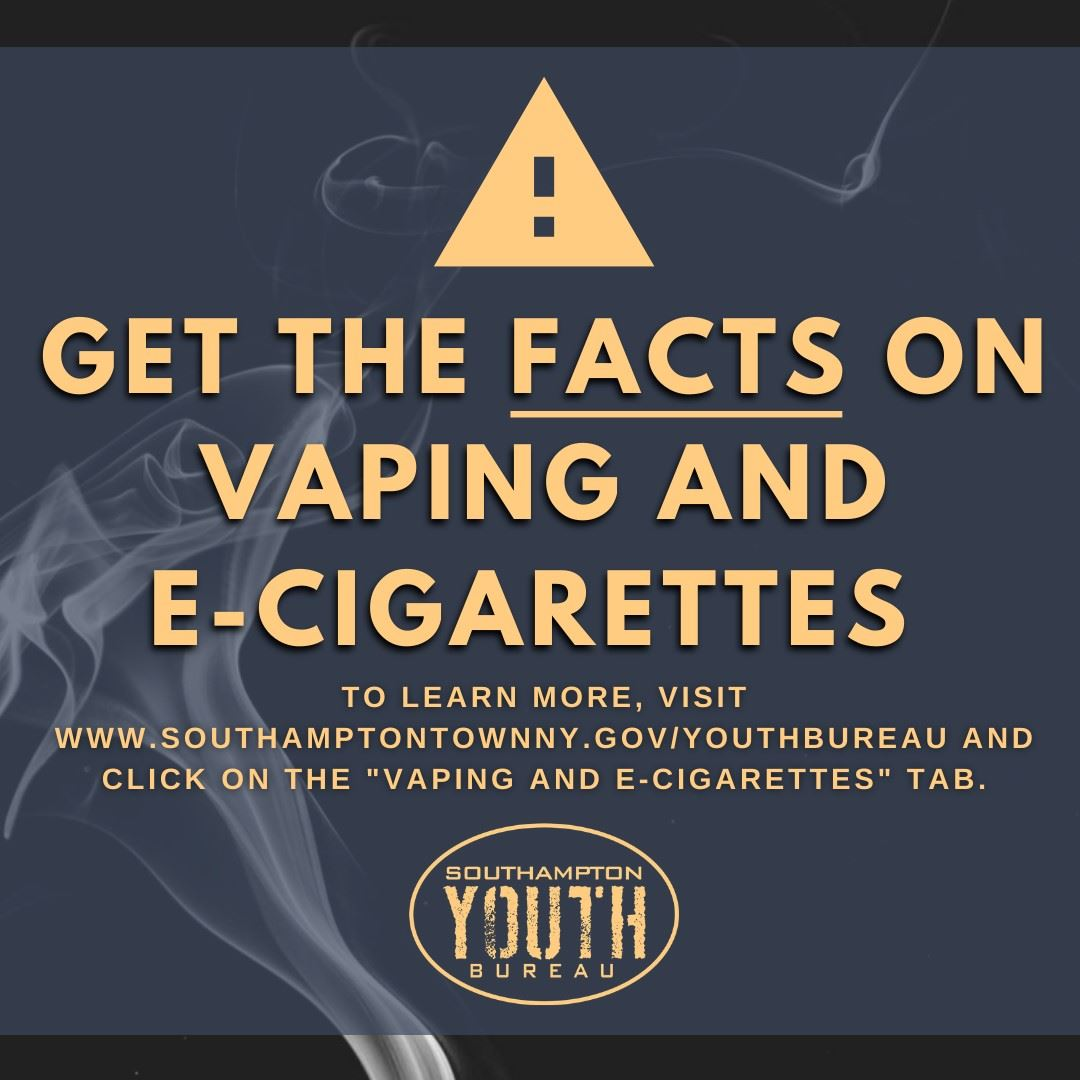Get the facts on vaping